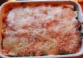 Layers of Vegetable Lasagna