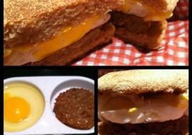 Meatless Monday-Egg Mc Who?