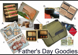 Father's Day Gifts with an Eco-Friendly Vibe