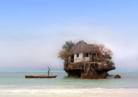 Bucket List +1: Zanzibar's The Rock Restaurant