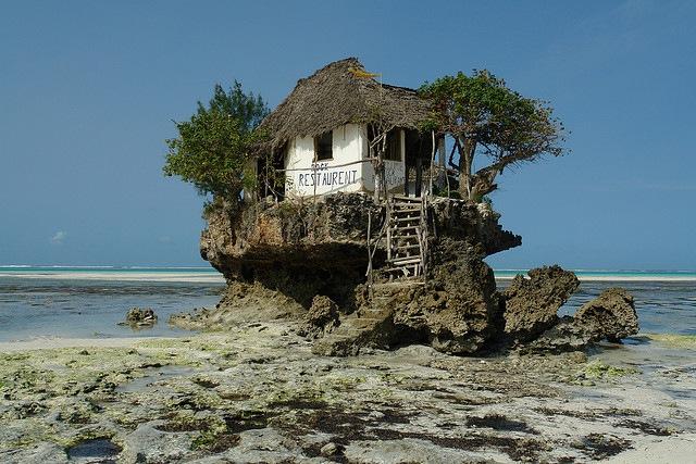 2the rock restaurant-on-zanzibar-beach-2