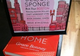 At Home with Design*Sponge