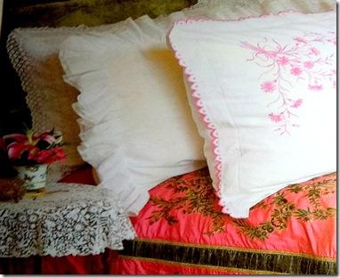 pdb pink linens