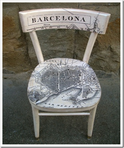 naomi barcelona chair