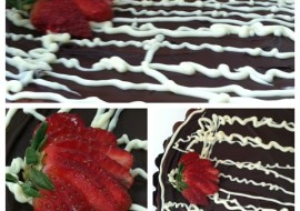 Meatless Monday-Have your Chocolate Cheesecake & Eat it Too!