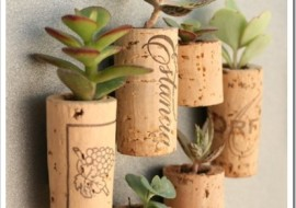 Put a Cork In It-DIY Ideas for Wine Corks