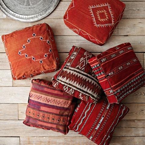 4west elm pillows