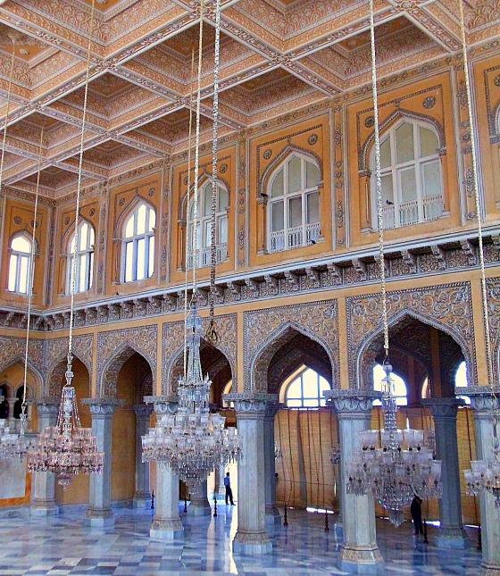 main palace chowmahalla palace