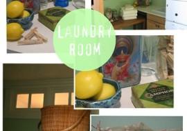 Laundry Room Eco Update