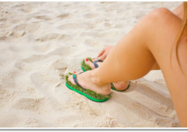 Pay it Forward Friday with National Flip Flop Day