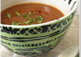 Meatless Monday with Easy Peasy Gazpacho