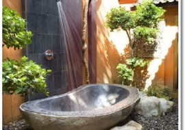 Great Joys of Summer-OutdoorShowers