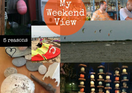 5 Reasons to Love My weekend View No.22