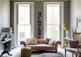 Decorating with Vintage Inspiration-Hilary Robertson Style