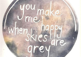 Grey Sky Inspiration for Interior Decor