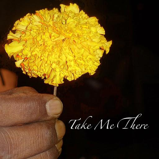 Marigold at flower market, Mumbai, India.