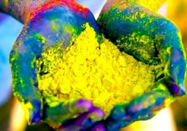 Celebrate Spring with the Holi Festival