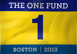 Pay it Forward Friday with The One Fund Boston