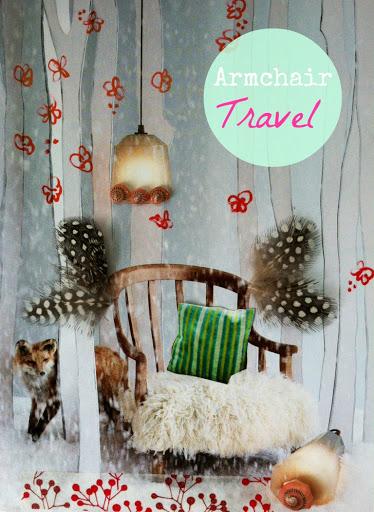 armchair travel