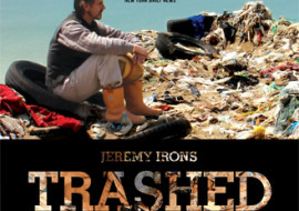 Earth Day and the Movie Trashed