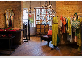 Eco Chic Design From India at Good Earth
