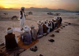 Pay it Forward Friday: Through the Lens of Steve McCurry