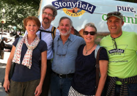 Gary Hirshfield, Stonyfield and the Subject of GMOs