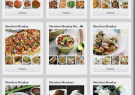 Pinterest Meatless Monday Recipes