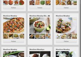 Pinterest Meatless Monday Recipes