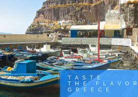 Taste the Season with Flavors of Greece