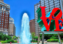 Philadelphia-We Should be Green With Envy