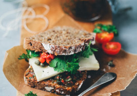 Meatless Monday & A Sandwich to Take You Around the World