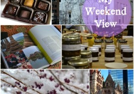 5 Reasons to Love My Weekend View No.38