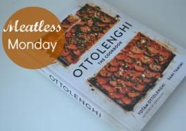 Meatless Monday with Ottolenghi