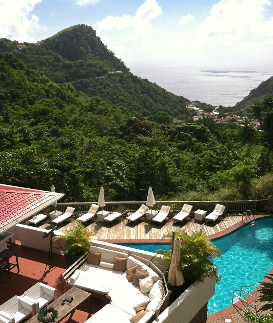 queens garden resort saba caribbean