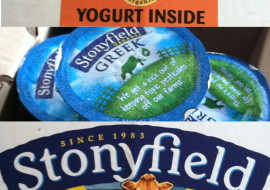 Stonyfield and the Perfect Latte