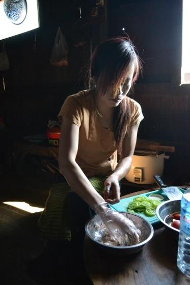 cooking class myanmar burma inle lake