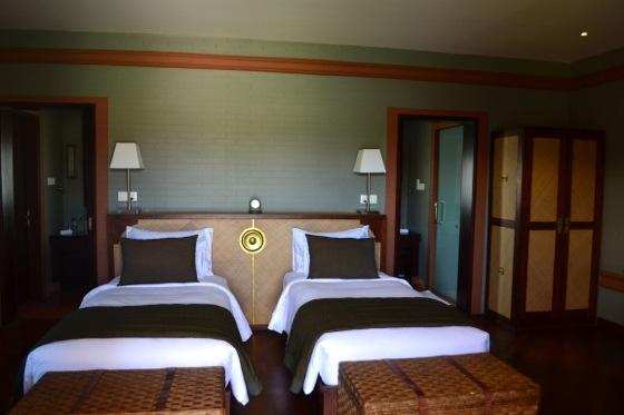 bagan lodge room view