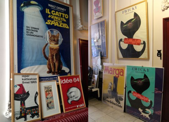 Katten Kabinet Jenni Fuchs Museum 140