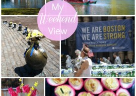 5 Reasons to Love My Weekend View No.37