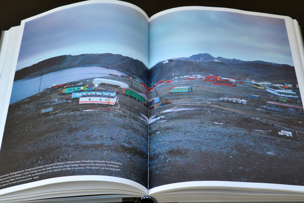 antarctic book food recipes