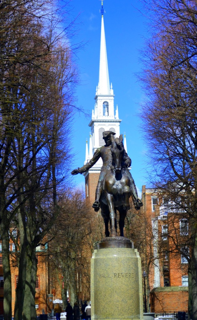 old north church paul revere