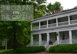 Berkshires Getaway—The Old Inn on The Green