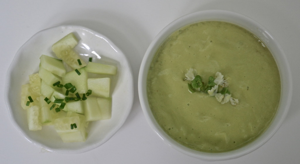 cucumber cold soup