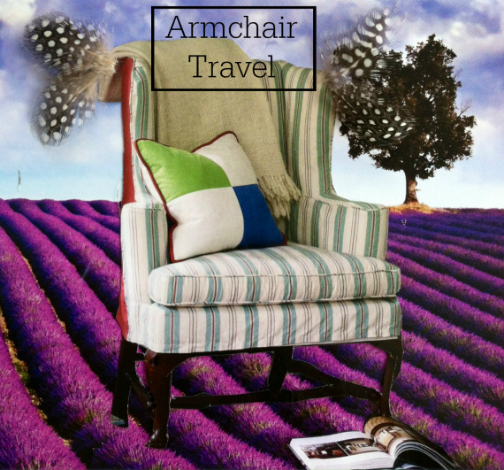 armchair travel green with envy