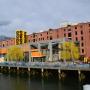 boston harbor walk america city