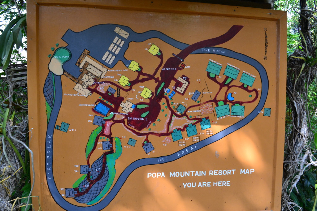 map popa mt resort burma