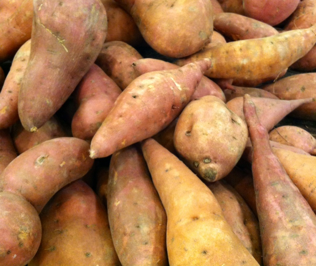 411 sweet potato