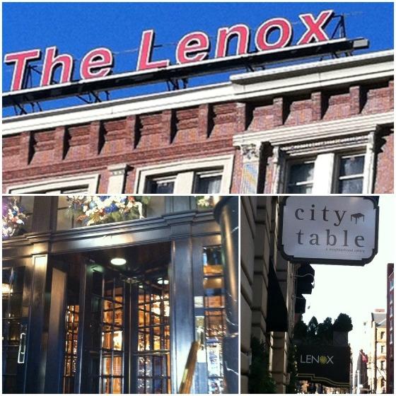 boston lenox hotel