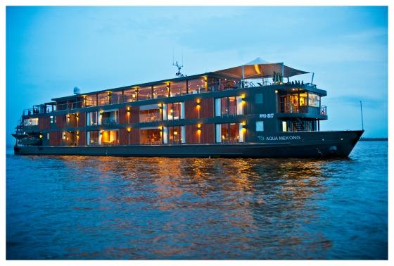 conscious river cruising mekong